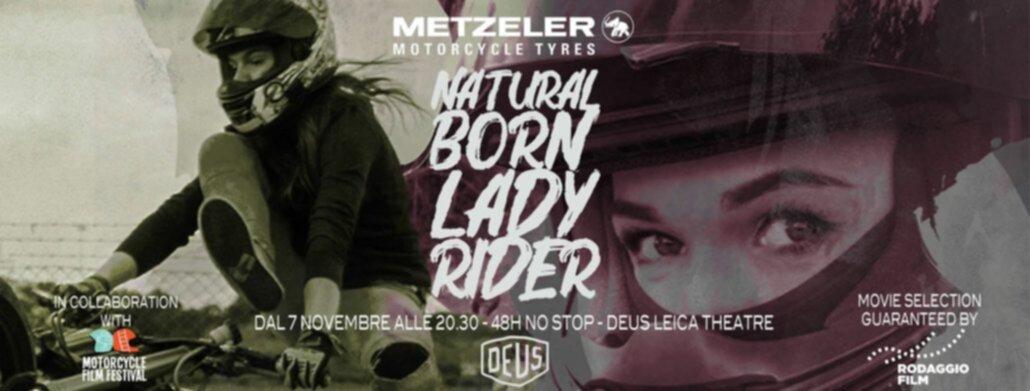 Natural Born Lady Rider
