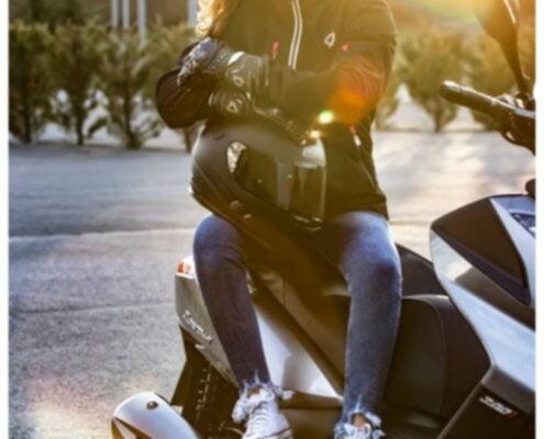 Andromeda giacca donna